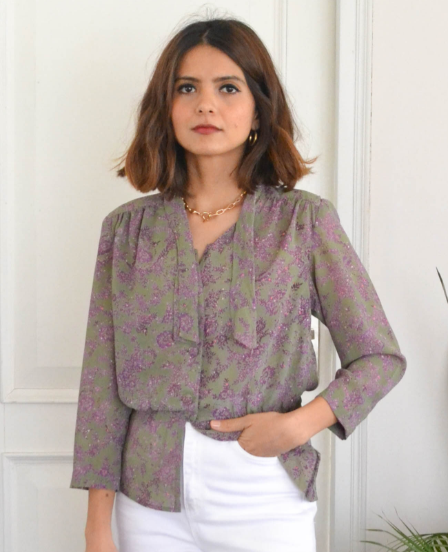Sergious Blouse