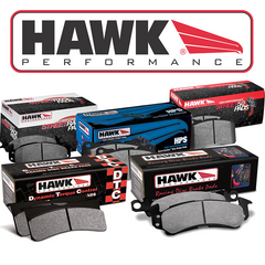 Hawk Brake pads collection