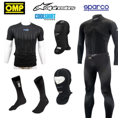 Nomex underwear and tech layers