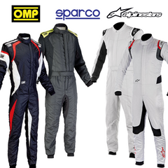 Racing Driver Suits