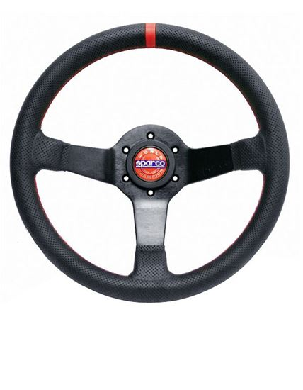 Sparco Champion Leather Steering Wheel