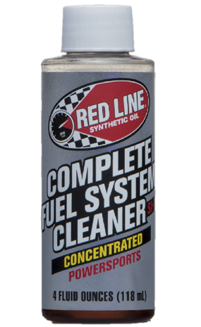 Red Line Powersports Fuel System Cleaner - 4oz