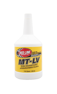 Red Line MT-LV 70W/75W GL-4 oil - quart