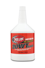 Red Line 20WT Race Oil quart