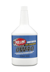 Red Line 0W40 Motor Oil quart