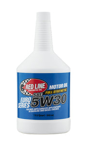 Red Line Euro-Series 5W30 quart