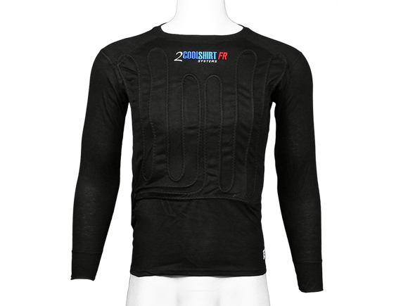 Coolshirt Black Cool Water Shirt - Long Sleeve SFI
