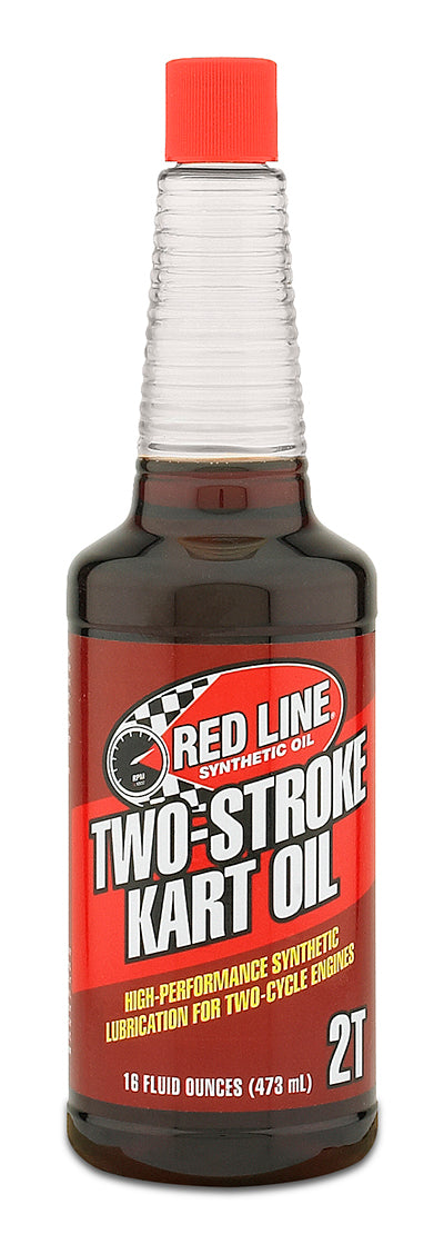 Red Line 2-Stroke Kart 16oz