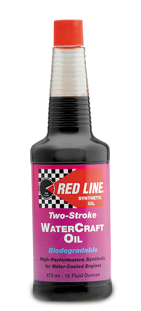 Red Line 2-Stroke Water 16oz