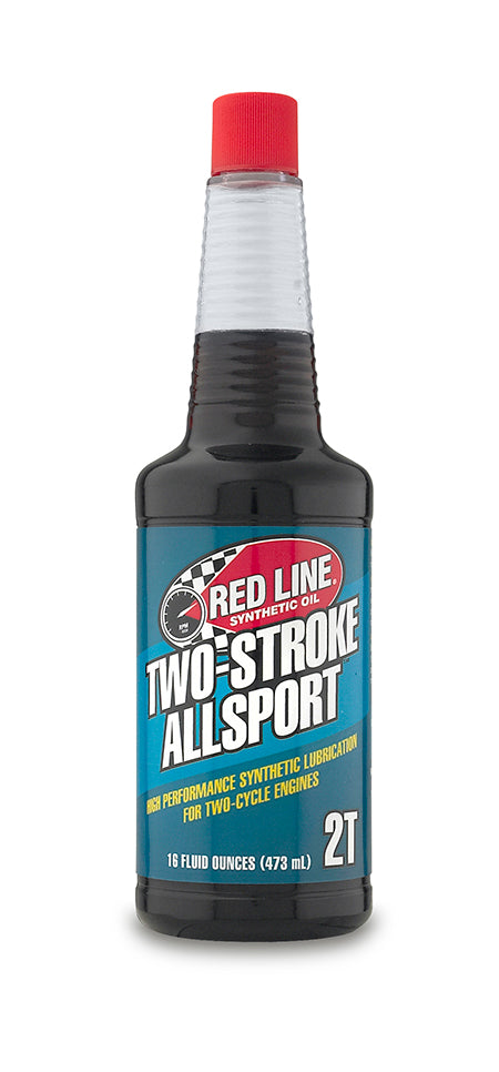 Red Line 2-Stroke AllSport 16oz