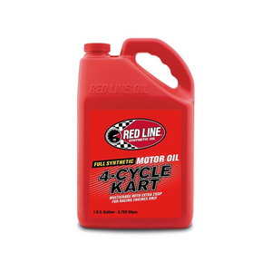 Red Line 4-stroke Kart Oil - gallon