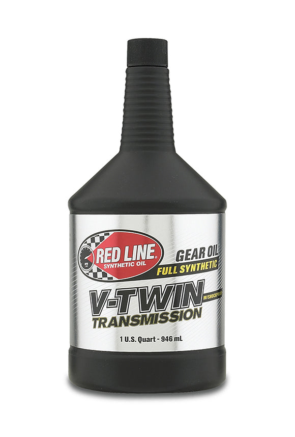 Red Line V-Twin Transmission Oil - quart