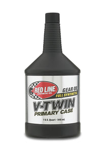Red Line V-Twin Primary Case Oil - quart