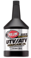 Red Line UTV/ATV Gearcase Oil quart