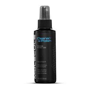 Molecule Helmet Cleaner & Polish 4oz