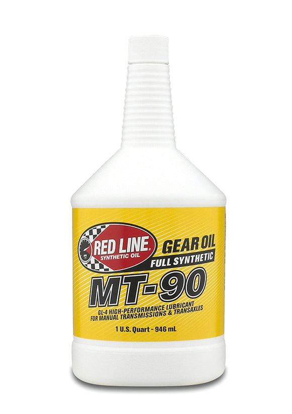 Red Line MT-90 75W90 GL-4 quart