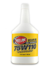 Red Line 75W110 Gear Oil quart