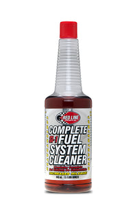 Red Line SI-1 Complete Fuel System Cleaner