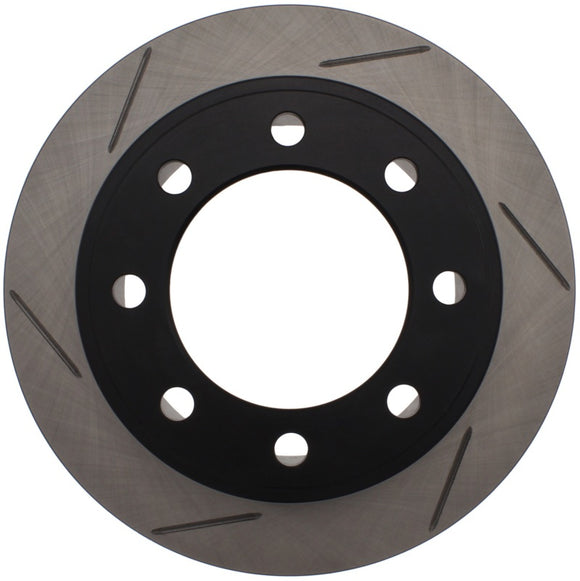 StopTech Power Slot 06-08 Dodge Ram 1500/03-08 Ram 2500/3500 All 2wd/4wd Rear Right Slotted Rotor