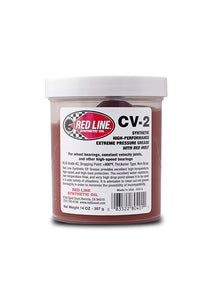 Red Line CV-2 Grease 14oz Jar