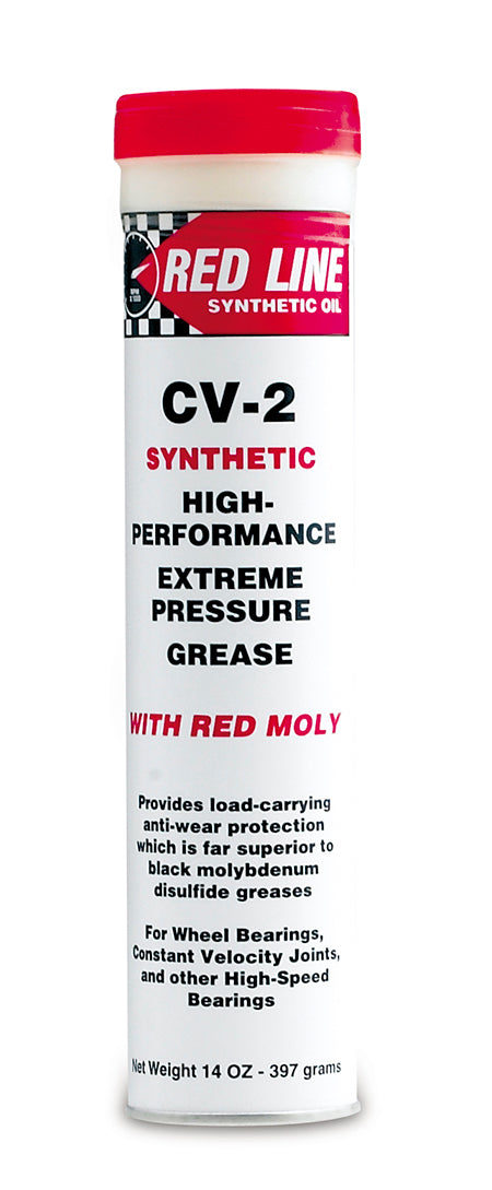 Red Line CV-2 Grease 14ozTube