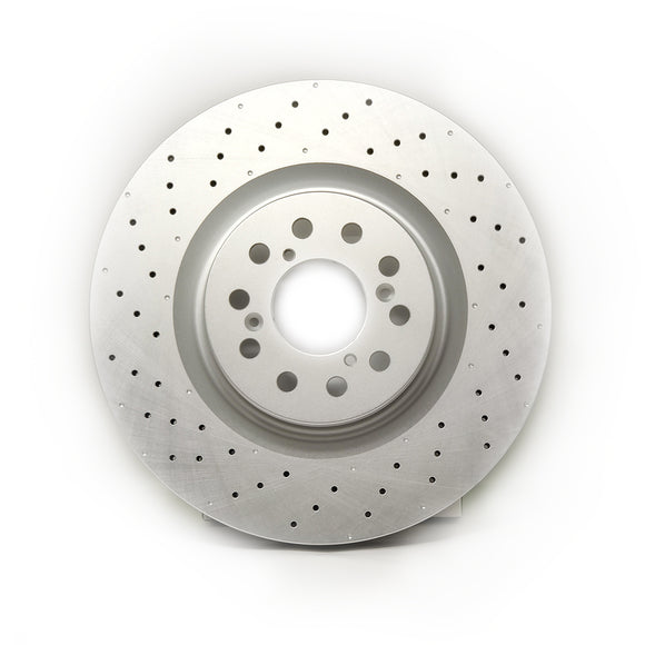 BHO1035-Front Bremsen Premium Coated Rotors
