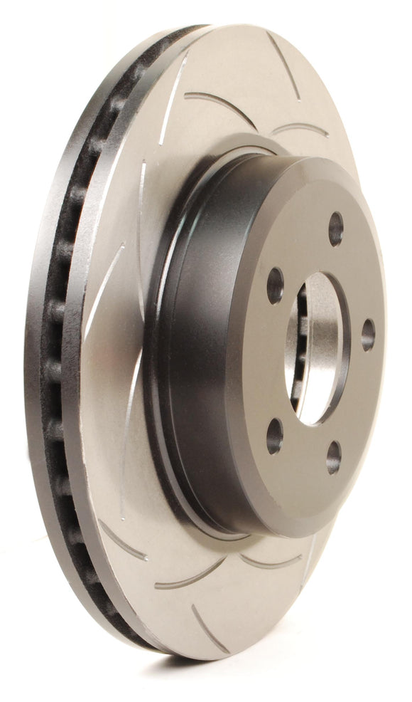 DBA2500S DBA T2 Street Slotted Series Rotor - FRONT
