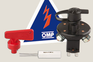 OMP Master Kill Switch - 6 poles