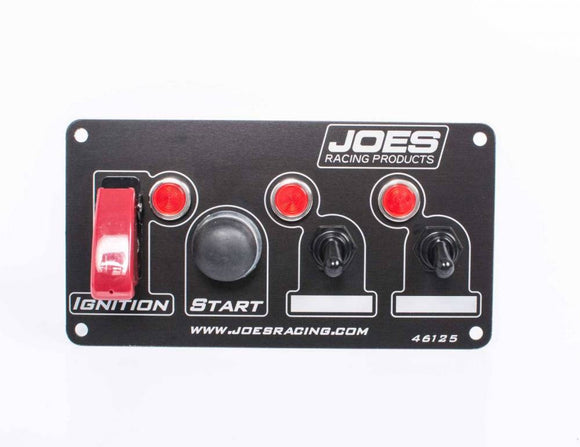 Joes Racing Switch Panel w/Ign. Start