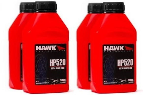 Hawk HP-520 Brake Fluid