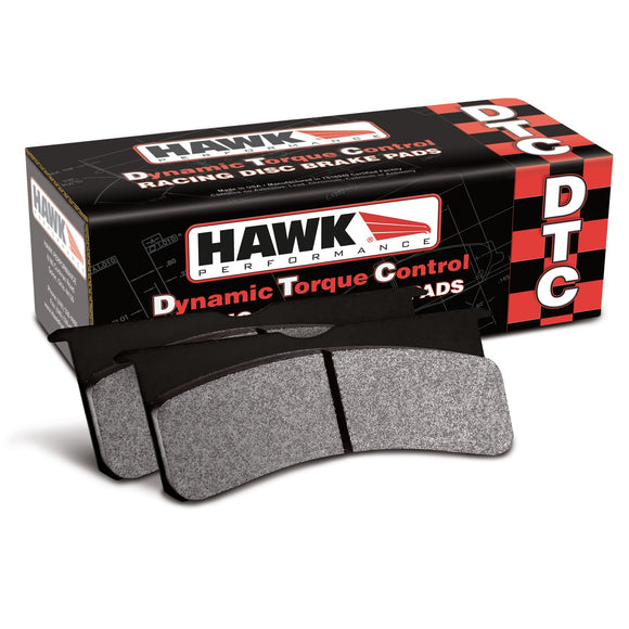 HB157W.484 Hawk DTC-30 Brake Pads REAR