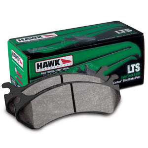 HB613Y.589 Hawk LTS Brake Pads REAR