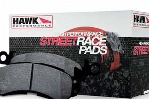 HB836R.651 Hawk Street Race Brake Pads REAR