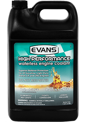 Evans Waterless Coolant 1 gal