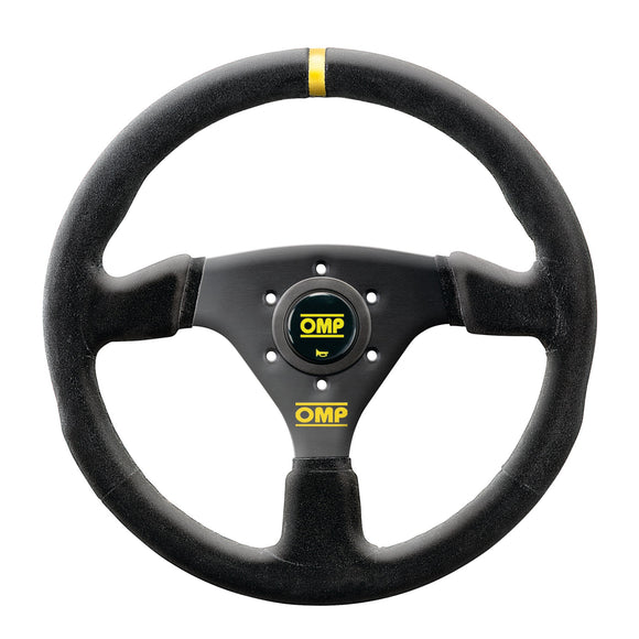 OMP Targa 330 Suede Steering Wheel