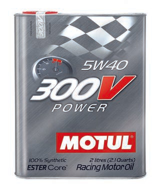 Motul 300V 5w40 Racing Motor Oil - 2L
