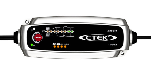 CTEK Battery Charger MXS 5.0