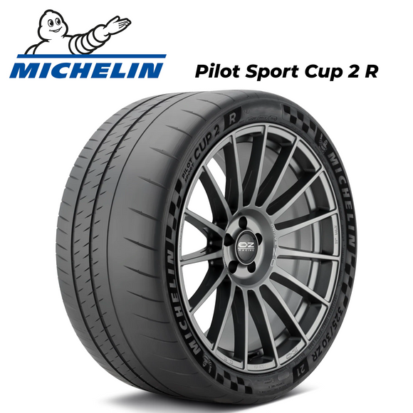Michelin Pilot Sport Cup 2 R Tires