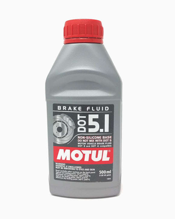 Motul DOT 5.1 Brake Fluid - 500ml