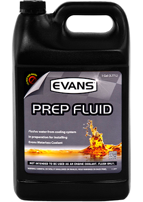 Evans Waterless Prep Fluid 1 gal