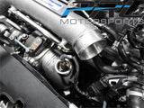 PRL Race Downpipe for FK8 Civic TypeR