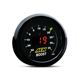 AEM Digital Boost Gauge -30 to 35psi
