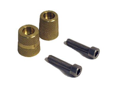 2012K Braille Brass Terminal Set