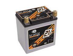 B3121 Braille Lightweight AGM Battery 21lbs/1380PCA