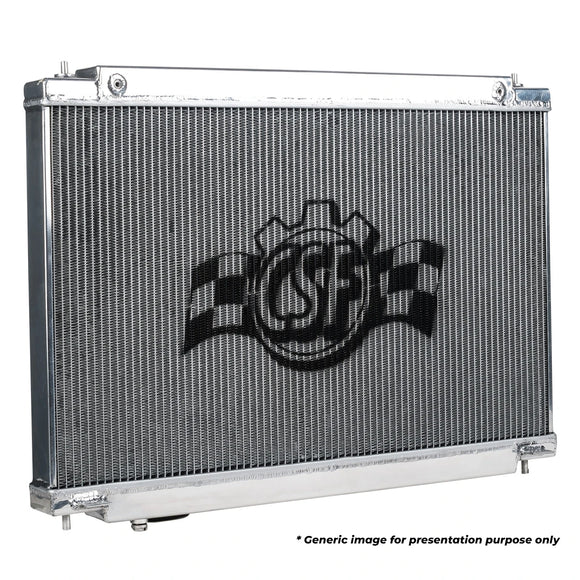 Aluminum Radiator for FK8 Civic TypeR
