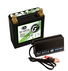 G20C Braille Green-Lite Li-Ion Battery Combo 4.5lbs/697PCA