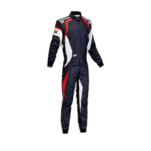 OMP ONE EVO Suit - black/white/red