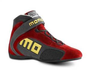 Momo Top GT Boots - Red