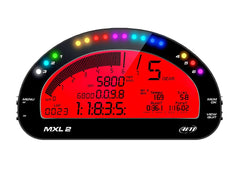AiM MXL2 LCD Racing Dash Logger
