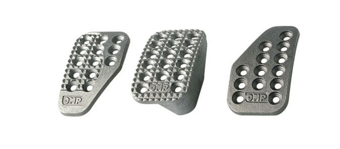 OMP Grip Pedal Set